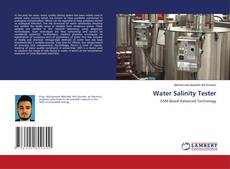 Bookcover of Water Salinity Tester