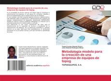 Обложка Metodología modelo para la creación de una empresa de equipos de topog