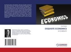 Обложка EXQUISITE ECONOMICS