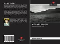 Bookcover of Loch Ness monsters