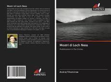 Bookcover of Mostri di Loch Ness