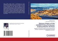 Обложка Denovo Origin of the COVID19 Virus in Human Endosymbiotic Archaea