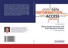 Обложка Open Access Journals and their Research Impact