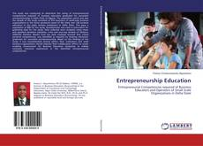Couverture de Entrepreneurship Education