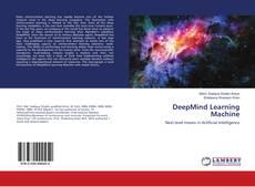 Borítókép a  DeepMind Learning Machine - hoz
