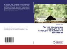 Bookcover of Расчет промывных норм для почв хлоридно-сульфатного засоления