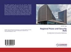 Capa do livro de Regional Peace and Security Role