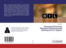 Обложка Securing Finance for Marginal Petroleum Field Development in Nigeria