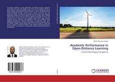Bookcover of Academic Performance in Open-Distance Learning