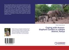 Обложка Coping with Human-Elephant Conflict in Laikipia District, Kenya