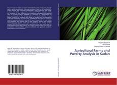 Borítókép a  Agricultural Farms and Poverty Analysis in Sudan - hoz