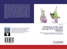 Bookcover of Predictors of GPs who manage STIs in Karachi, Pakistan