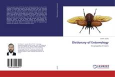 Bookcover of Dictionary of Entomology