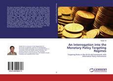 Capa do livro de An Interrogation into the Monetary Policy Targeting Regimes
