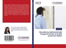 Konaklama İşletmelerinde Duygusal Emek ve İş-Aile Çatışması İlişkisi的封面