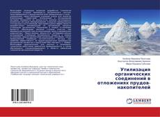 Bookcover of Утилизация органических соединений в отложениях прудов-накопителей