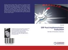 Buchcover von ERP Post-Implementation Evaluation