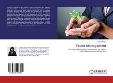 Bookcover of Talent Management