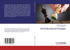 Bookcover of 2016 Educational Strategies