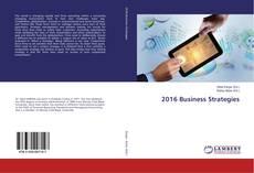 Portada del libro de 2016 Business Strategies