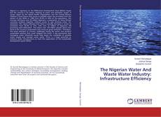 Couverture de The Nigerian Water And Waste Water Industry: Infrastructure Efficiency