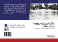 Bookcover of City and sanitation in Africa in flood management: the case of Abidjan
