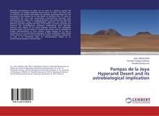 Copertina di Pampas de la Joya Hyperarid Desert and its astrobiological implication