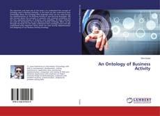 An Ontology of Business Activity的封面