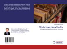 Bookcover of Sharia Supervisory Models