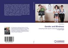 Bookcover of Gender and Blindness