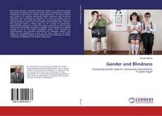 Capa do livro de Gender and Blindness