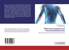 Borítókép a  Alternate treatment of musculoskeletal pain - hoz