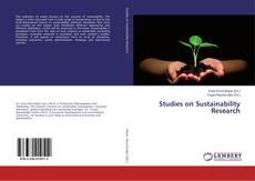 Обложка Studies on Sustainability Research