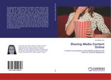 Bookcover of Sharing Media Content Online