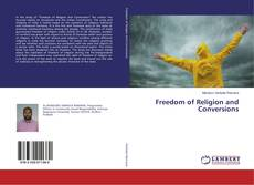 Buchcover von Freedom of Religion and Conversions