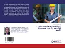 Buchcover von Effective Personal Financial Management through ELF Model