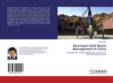 Copertina di Municipal Solid Waste Management in China