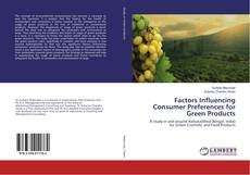 Bookcover of Factors Influencing Consumer Preferences for Green Products
