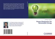 Bookcover of Power Electronics for Renewable Energy