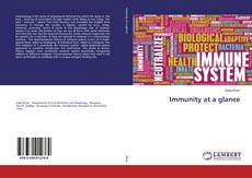 Bookcover of Immunity at a glance