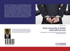 State Immunity in Public International Law的封面