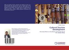 Bookcover of Cultural Tourism Development