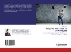Capa do livro de Resource Allocation in Multi-Project