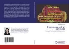 Buchcover von E-commerce and M-commerce