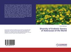 Обложка Diversity of Endemic Genera of Asteraceae of the World