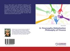 Bookcover of G- Finansophy Globalization Philosophy of Finance