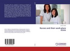 Capa do livro de Nurses and their work-place stress