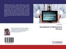 Copertina di Handbook of Alzheimer's disease