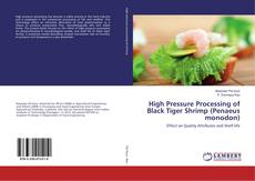 Portada del libro de High Pressure Processing of Black Tiger Shrimp (Penaeus monodon)