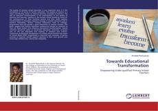 Capa do livro de Towards Educational Transformation